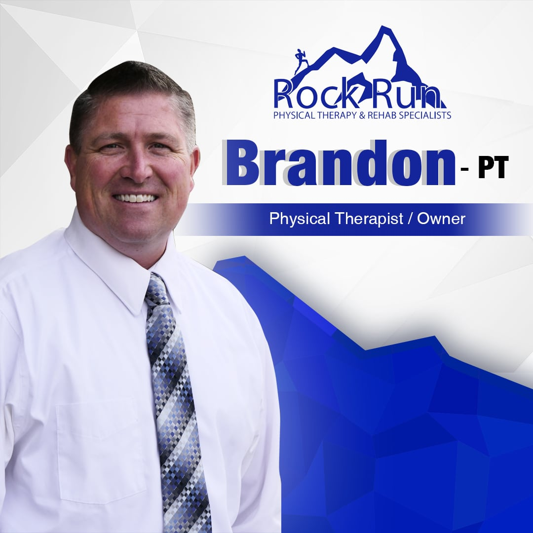 Brandon Hepner Owner Rock Run Physical Therapy